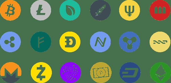 Виды заработка - Инвестиции в криптовалюту
